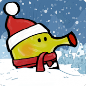 Androidアプリ「Doodle Jump Christmas Special」のアイコン