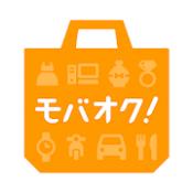 Androidアプリ「モバオク-販売手数料無料で不用品を売却!新品や中古品の出品・売買ができるフリマ・オークションアプリ」のアイコン