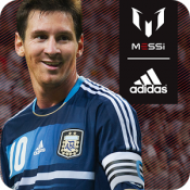 Androidアプリ「Official Messi Live Wallpaper」のアイコン