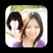 Androidアプリ「トライ ヘアースタイル」のアイコン