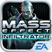 Androidアプリ「MASS EFFECT™ INFILTRATOR」のアイコン