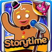 Androidアプリ「Best Storytime」のアイコン