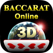 Androidアプリ「Baccarat Online 3D」のアイコン