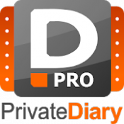 Androidアプリ「Private DIARY Pro - Personal journal」のアイコン