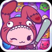 Androidアプリ「アクマッチ【無料】短時間で遊べる対戦パズルゲーム」のアイコン