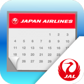 Androidアプリ「JAL Schedule」のアイコン