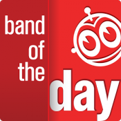 Androidアプリ「Band of the Day」のアイコン