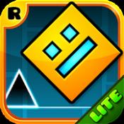 Androidアプリ「ジオメトリーダッシュ(Geometry Dash Lite)」のアイコン