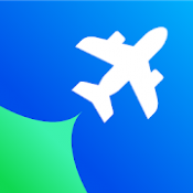 Androidアプリ「Plane Finder - Flight Tracker」のアイコン