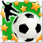 Androidアプリ「New Star Soccer」のアイコン