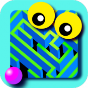 Androidアプリ「Wee Kids Mazes」のアイコン