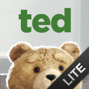 Androidアプリ「Talking Ted LITE」のアイコン