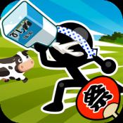 Androidアプリ「乳牛祭り」のアイコン