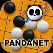 Androidアプリ「パンダネット(囲碁) ~囲碁ゲームの無料アプリ~」のアイコン