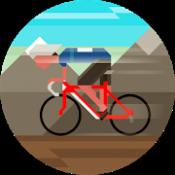 Androidアプリ「BikeComputerプロ」のアイコン
