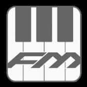 Androidアプリ「普通のFMシンセサイザー」のアイコン