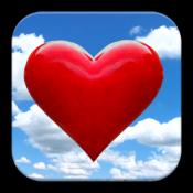 Androidアプリ「カップル専用電話 - カップルハートQ」のアイコン
