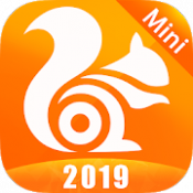 Androidアプリ「UC Mini- Best Tube Mate & Fast Video Downloader」のアイコン