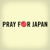 Androidアプリ「PRAY FOR JAPAN」のアイコン