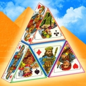 Androidアプリ「Pyramid Solitaire」のアイコン