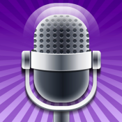 Androidアプリ「Ultimate Voice Recorder」のアイコン
