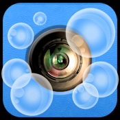 Androidアプリ「BubbleFace」のアイコン