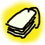 Androidアプリ「私の暗記カード」のアイコン