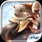 Androidアプリ「バイクカーブハリケーン」のアイコン