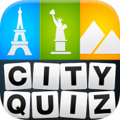 Androidアプリ「City Quiz - Guess the city」のアイコン