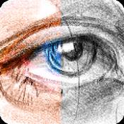 Androidアプリ「Sketch Me! - Sketch & Cartoon」のアイコン