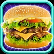 Androidアプリ「ハンバーガー」のアイコン