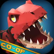 Androidアプリ「ミニーヒーロー:ダイノソアを狩るハンター」のアイコン