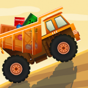 Androidアプリ「Big Truck --best mine truck express simulator game」のアイコン