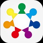 Androidアプリ「トリッピース - みんなで旅する旅行SNS」のアイコン