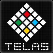 Androidアプリ「TELAS」のアイコン