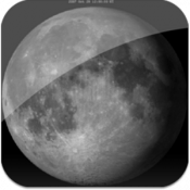 Androidアプリ「ムーンカレンダーwithウィジェット」のアイコン