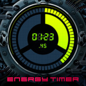 Androidアプリ「Energy Timer(Japanese/English)」のアイコン