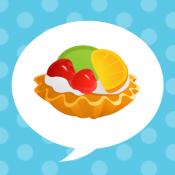 Androidアプリ「女子トーク -学生OL女子のためのかわいい雑談・掲示板アプリ」のアイコン