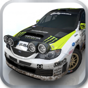 Androidアプリ「Rally Race 3D : Africa 4x4+」のアイコン