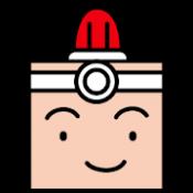 Androidアプリ「病院検索 医者ここ」のアイコン