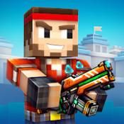 Androidアプリ「ピクセルガン3D。(Pixel Gun 3D)」のアイコン