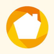 Androidアプリ「家族アルバム wellnote 子供の写真や動画を整理、共有」のアイコン