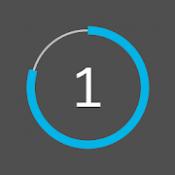 Androidアプリ「カウントダウンウィジェット」のアイコン