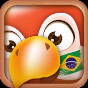 Androidアプリ「ポルトガル語の学習 - ブラジル旅行、勉強&住むためのフレーズ&語彙」のアイコン