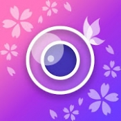 Androidアプリ「YouCam Perfect -美肌カメラ、写真加工、画像加工 -」のアイコン