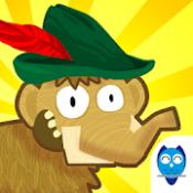 Androidアプリ「分数マンモス」のアイコン