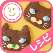 Androidアプリ「デコスイーツレシピ(Junko)by Clipdish」のアイコン