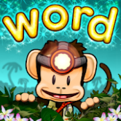 Androidアプリ「Monkey Word School Adventure」のアイコン