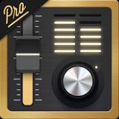 Androidアプリ「イコライザー + プロ (音楽プレイヤーブースター)」のアイコン