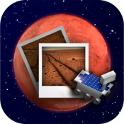 Androidアプリ「Mars Images」のアイコン